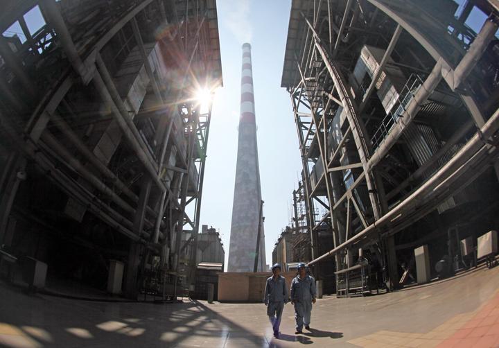 上海石化锅炉提效..
