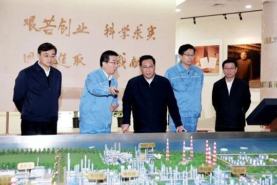 上海市委书记李强..